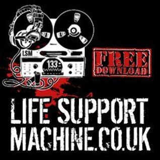 Lebrosk - 'Winter Chills 2012 Mix' for the Life Support Machine blog