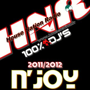 DJ AL1 présente FRED DE LA HOUSE House Nation Radio Show (13 MAI 2012)
