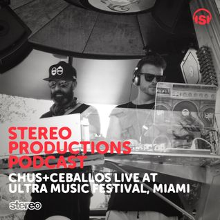 WEEK16_15 Chus & Ceballos Live from Ultra Music Festival Miami 2015