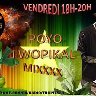 Dj Poyo on tropics 83 émission 2