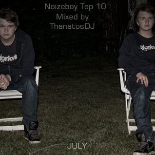 Noizeboy Top 10 July