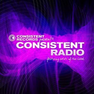 ADRIAN OBLANCA @CONSISTENT RECORDS RADIO PODCAST
