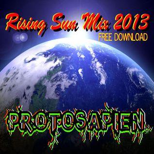 Rising Sun Mix 2013 by Protosapien