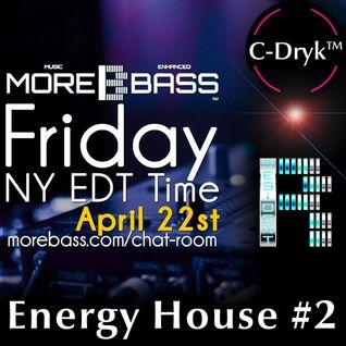 Energy House #2 [MoreBass.com exclusive set]