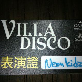 NeonKidz x Villa Disco Live Mix