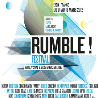 Docta Roots - From The Vaults - Rumble Festival Promomix - Skeptical Tunes Mix