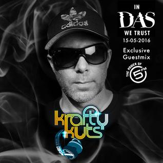 Krafty Kuts (UK) - In Das We Trust Exclusive Guestmix [15.05.2016]
