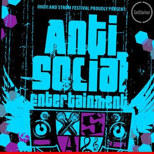 Anti Social - Promo mix for OHOI - Copenhagen - 15 August 2009