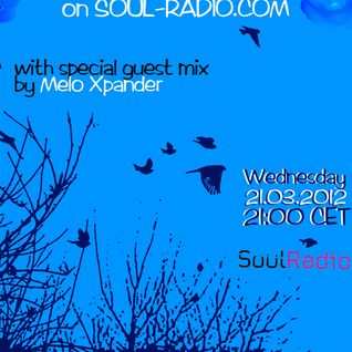 Dj B Ibiza's Essentials Warm Up FOR Guest Mix Melo Xpander 21-03-2012