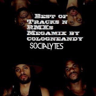 The Socialytes Best of Tracks n RMXs Megamix by DJ Cologneandy #EDM #unitedweare #Frechen #Germany