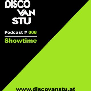 "Podcast #008 - ""Showtime"""
