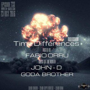 Time Differences 233 John D - Guest Mix