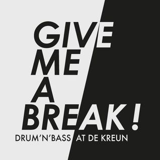 Marcus Intalex (Soul.r, Exit Records, Metalheadz) @ Give me a Break! Edition #1 Promo (27.03.2015)