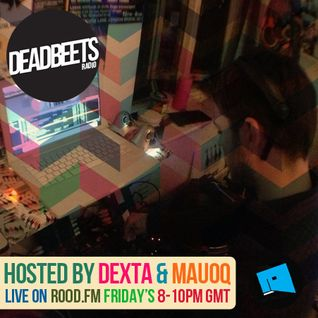 DeadBeets Radio 007 - 24/05/13 - Special Guest: Tom Retraflex