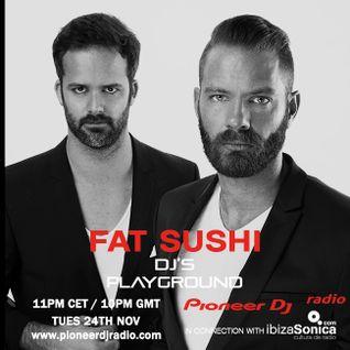Fat Sushi - Pioneer DJ's Playground