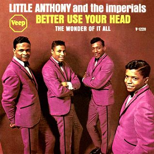 LITTLE ANTHONY Soul podcast and Interview 2015