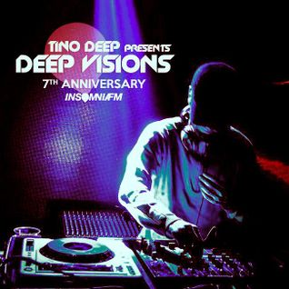 Tino Deep - Deep Visions 7th Anniversary Part 2 (August 2015)