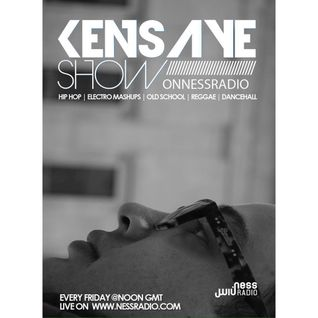 15/01/2016 - Kensaye Show - Ness Radio