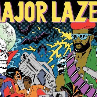Major Lazer - Beats 1 - 2015.10.09
