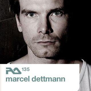 Marcel Dettmann - RA 135 podcast