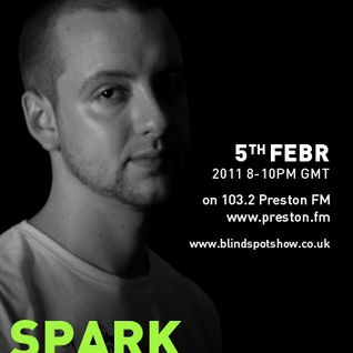 Spark Taberner @ BlindSpot FM with Dr. Hoffmann (incl. interview)
