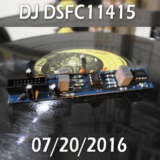 DJ DSFC11415mix07/20/16