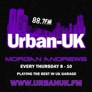#TheNuKGShow w/ Anzlow Live On urbanuk.fm 88.7FM (22/09/16)