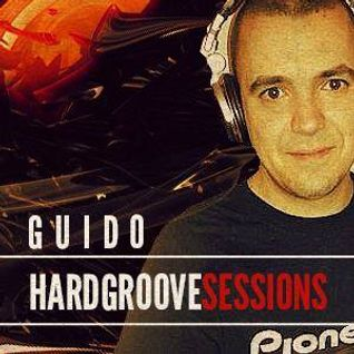 GUIDO presents HARDGROOVE SESSIONS 12 Live @ Digitally Imported techno 24 06 2016