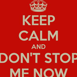 Don't Stop Me Now mixed by Jerry Flores Oct 2015 podcast
