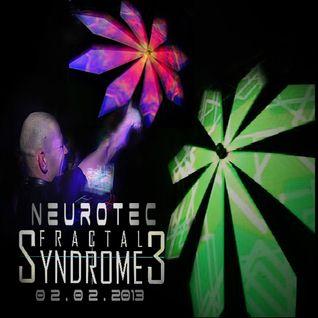 Fractal Syndrome 3 - DJ Set 02.02.13