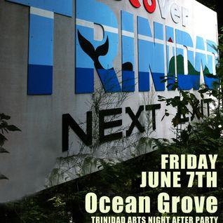 Disco Trinidad! 6/7/13 @ Ocean Grove
