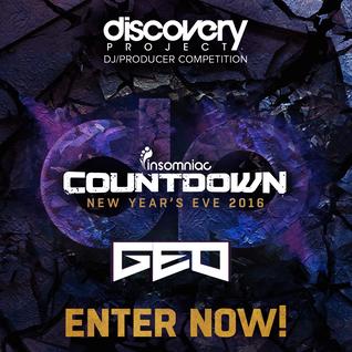 Iam Geo - Discovery Project: Insomniac Countdown 2016