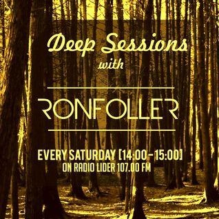Deep Sessions with Ronfoller - 003 - 8th june 2013 radio Lider 107.0 FM (Baku)
