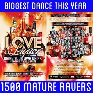Love & Liquor Promo Mix, Mixed by Supamaks.com 2015