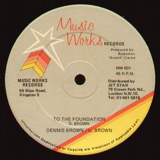 To The Foundation.... Rockers Galore & More!