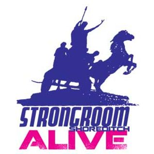 Strongroom Alive Live Launch Party 1/2/2012