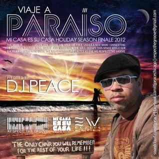 Viaje Al Paraiso | Mi Casa Holiday Season 4 Finale 2012