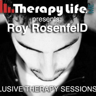 Therapy Life- Roy Rosenfeld Exclusive Mix