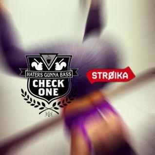 Check One x Stroika - Promo mix