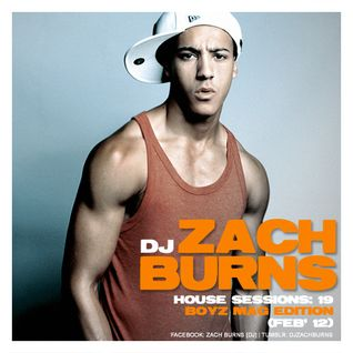 Boyz Magazine Podcast 002 - Zach Burns