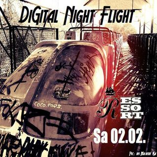 rainer loop - digital night flight - live at ressort club