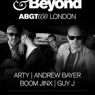 Guy J - Live at ABGT 050, Alexandra Palace, London (26-10-2013)