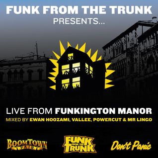 Live From Funkington Manor; Mr Lingo