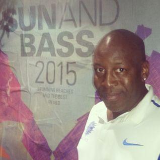 J J FROST LIVE @ SUN & BASS 2015 WITH CLEVELAND WATKISS & VANESSA FREEMAN