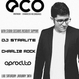 Aprocltd @ Studio Sessions January 2016