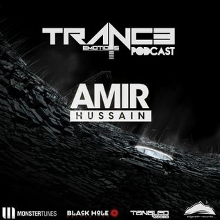 Trance Emotions Podcast 24 Mixed by Amir Hussain