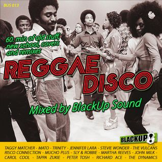 BLACKUP SOUND - REGGAE DISCO