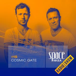 Cosmic Gate at Clandestin pres. Full On Ibiza - July 2014 - Space Ibiza Radio Show #15