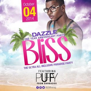 BLiSS The Ultra All Inclusive Promo By Dj Puffy