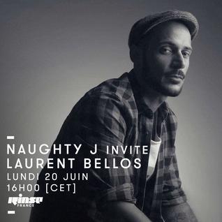 Naughty J invite Laurent Bellos - 20 Juin 2016